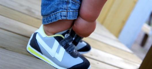 Nya supersnabba skor