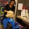 Första frisörbesöket