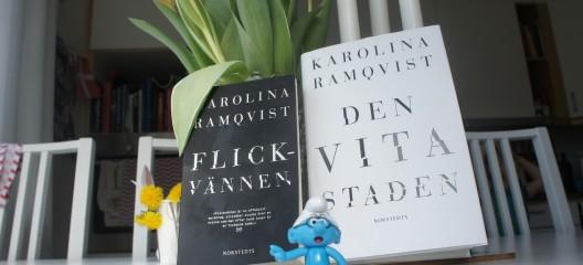 Två bra böcker och en svincool författare