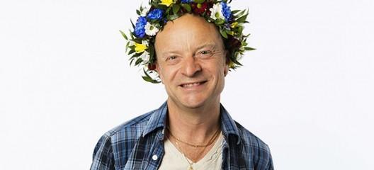 Jonas Gardell kom med sommaren